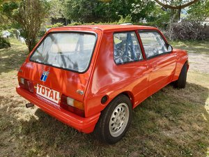 1982 Talbot Samba Rallye groupe B For Sale