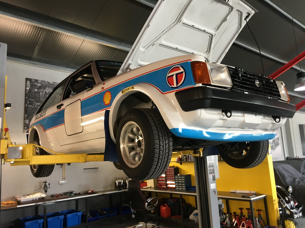 1982 Talbot Lotus Sunbeam      For Sale (picture 6 of 6)