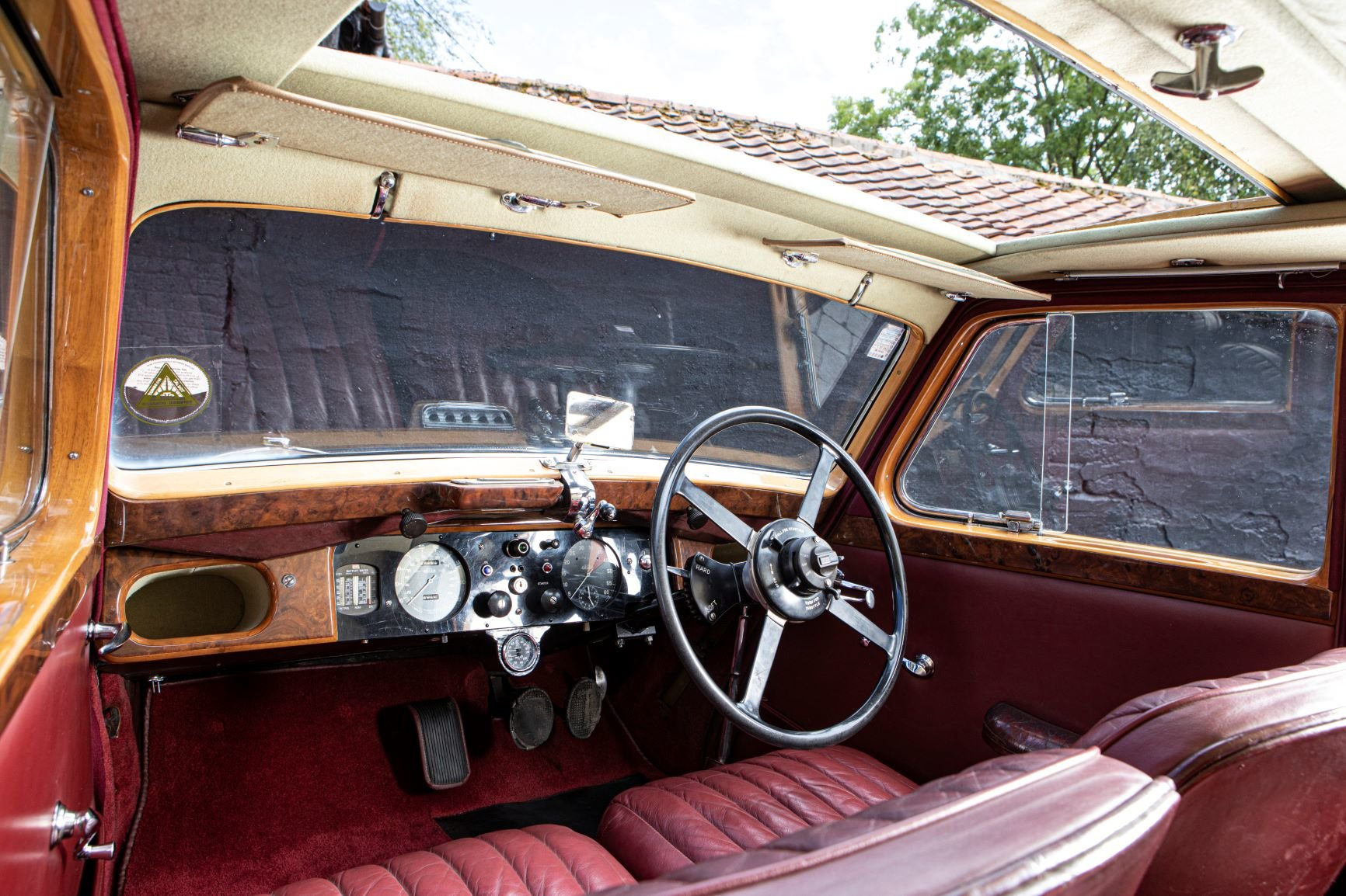 1936 Talbot 3½ Litre Speed Saloon Coachwork by Darracq For Sale (picture 5 of 6)