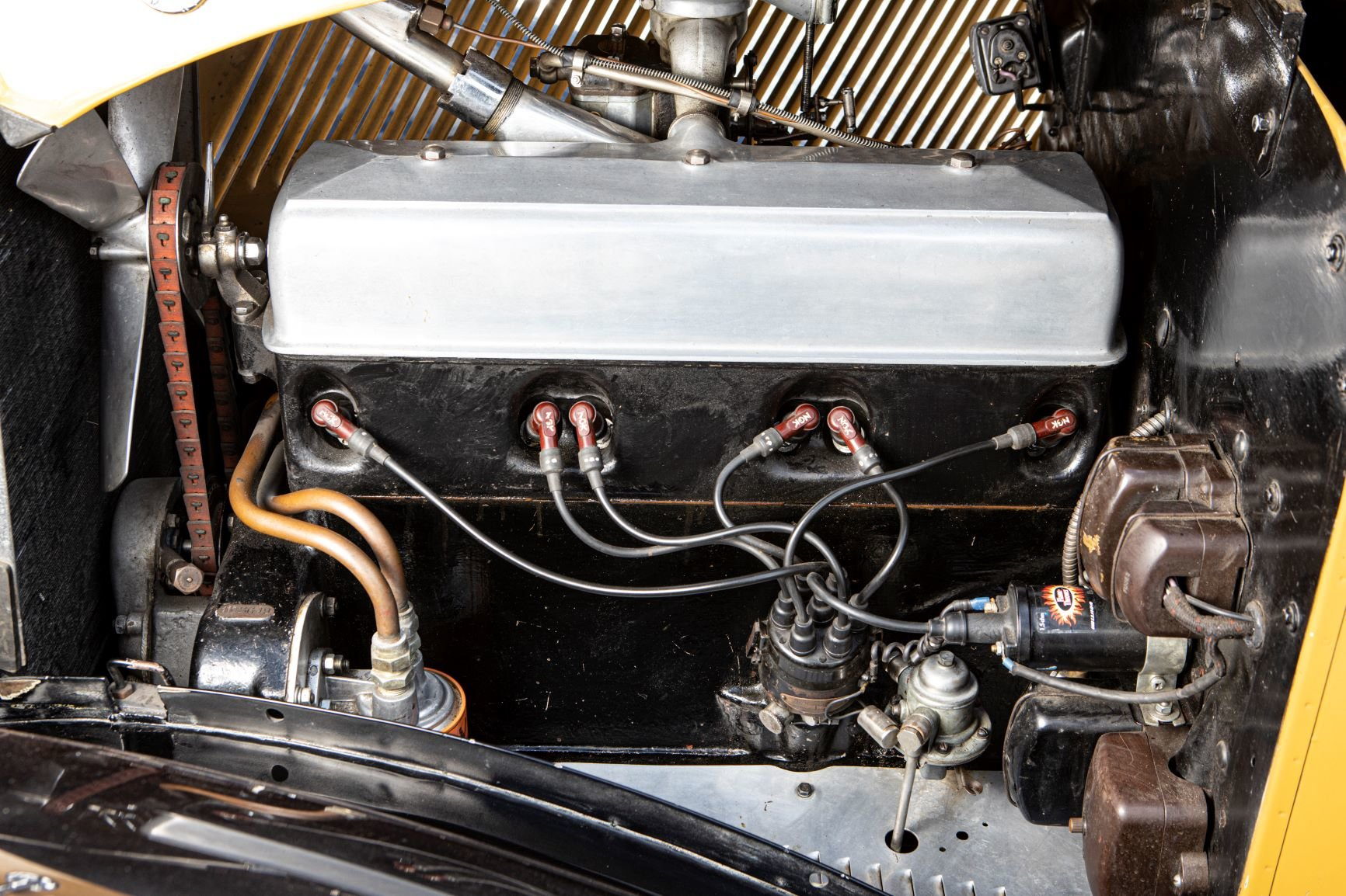 1936 Talbot 3½ Litre Speed Saloon Coachwork by Darracq For Sale (picture 6 of 6)