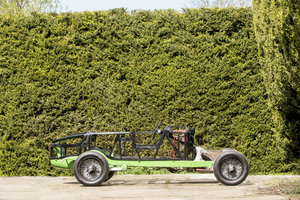 1933 Talbot 105/75 Alpine Team Car Replica Project
