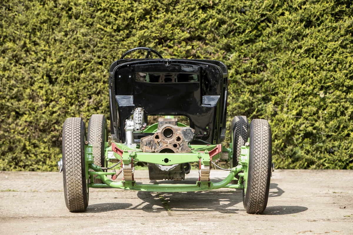1933 Talbot 105/75 Alpine Team Car Replica Project For Sale (picture 4 of 6)