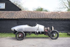 Talbot 4CB Sporting Model Project