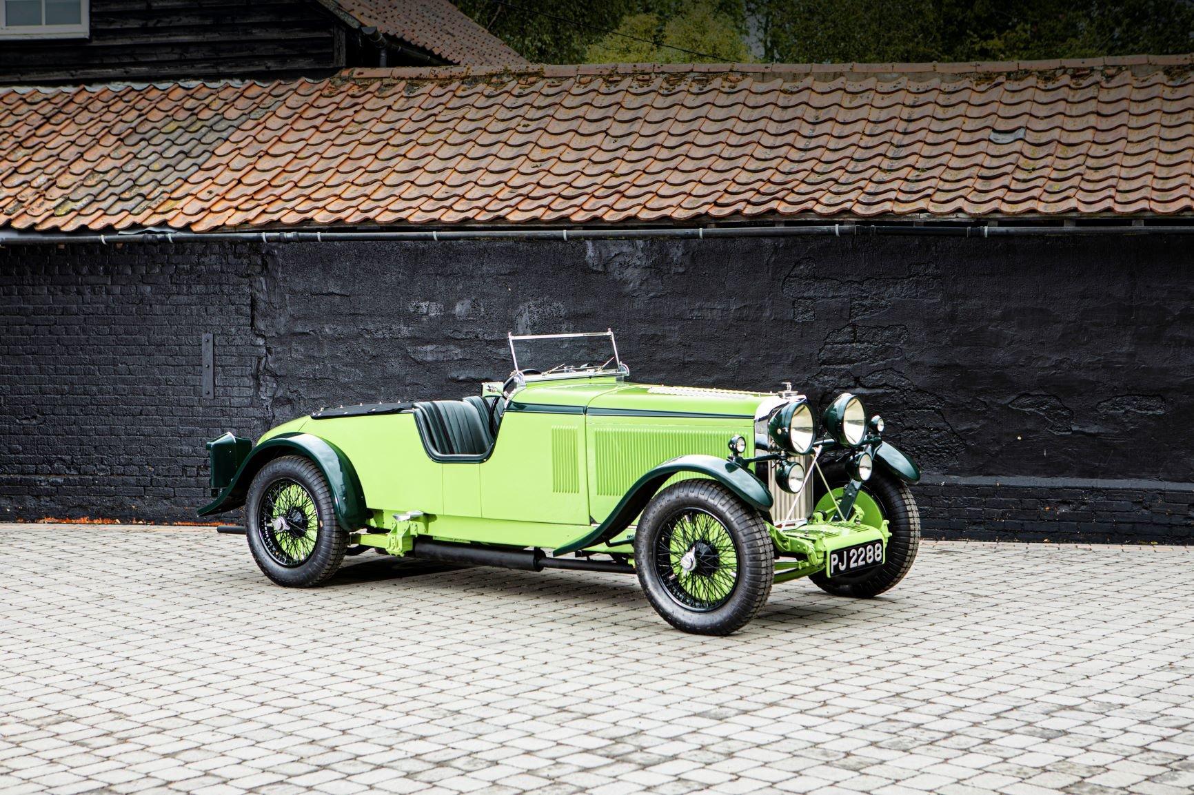 1931 Talbot AV105 Brooklands Speed Model For Sale (picture 1 of 6)