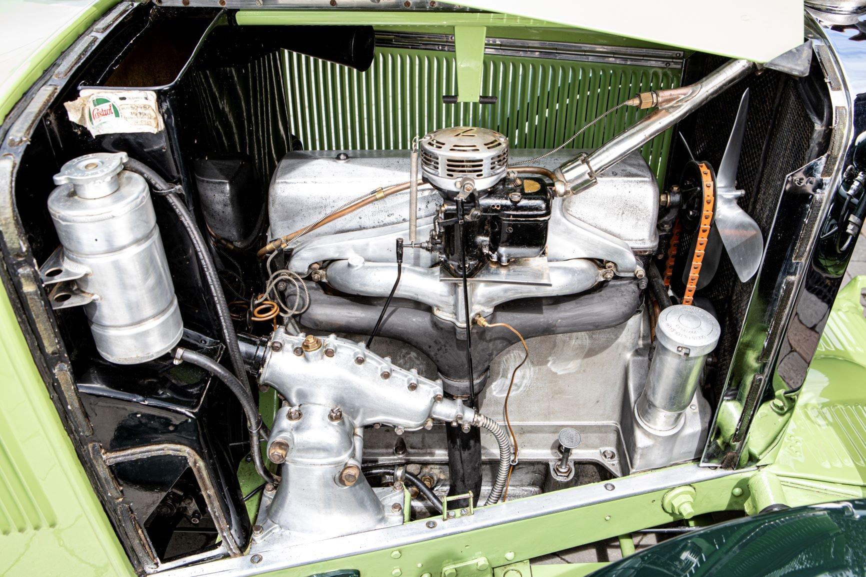 1931 Talbot AV105 Brooklands Speed Model For Sale (picture 5 of 6)