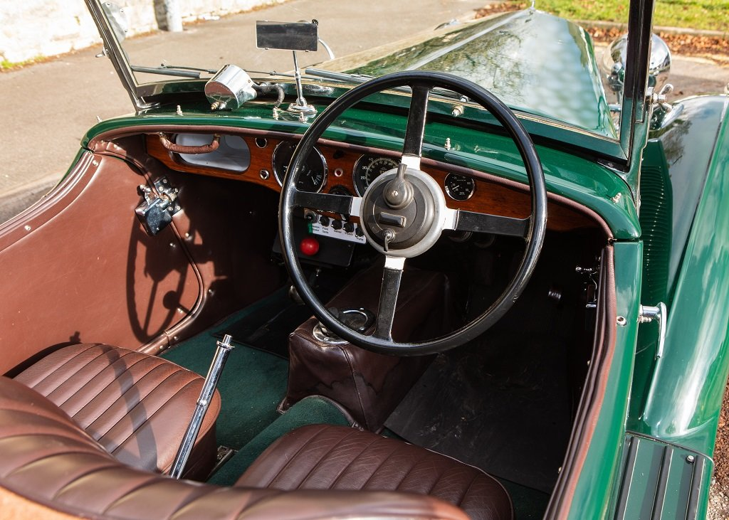 1936 Talbot Ten Sports Tourer SOLD by Auction (picture 5 of 6)