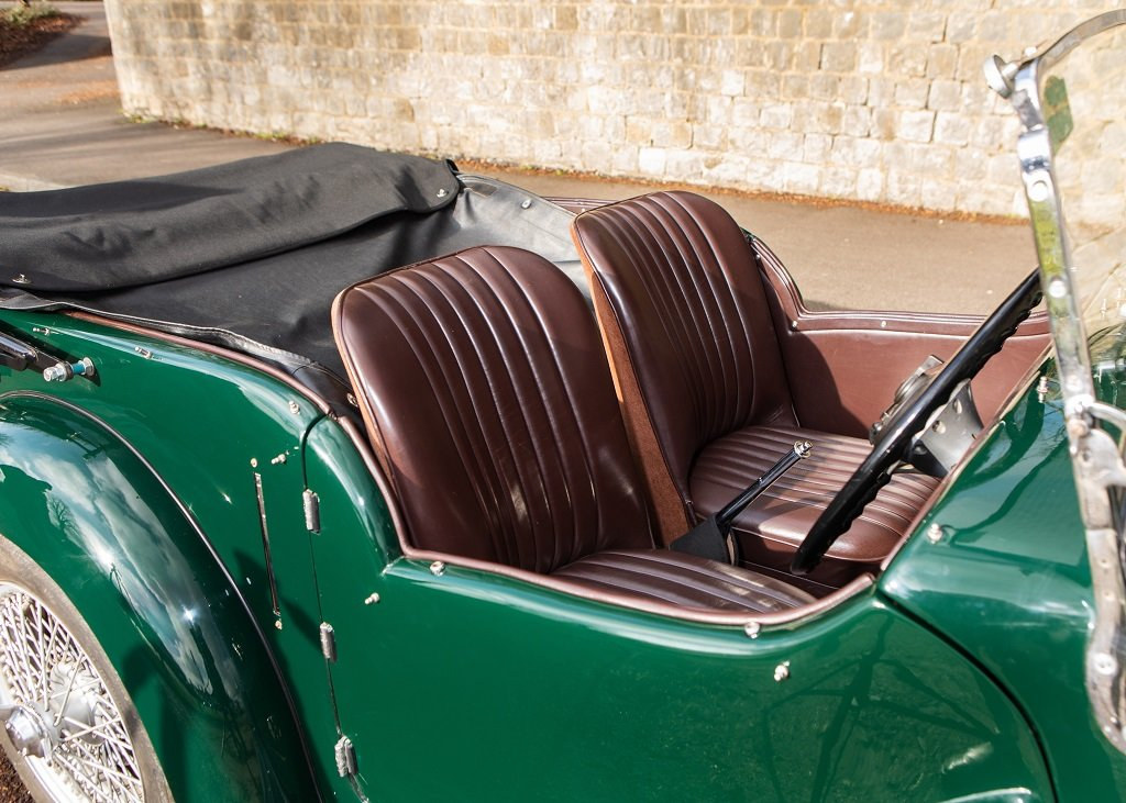 1936 Talbot Ten Sports Tourer SOLD by Auction (picture 6 of 6)