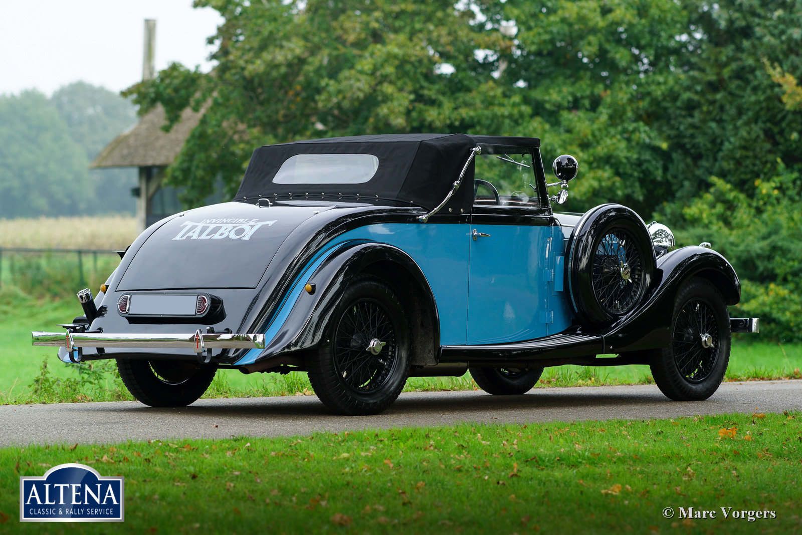 Talbot BA 105, 1935 For Sale (picture 4 of 6)