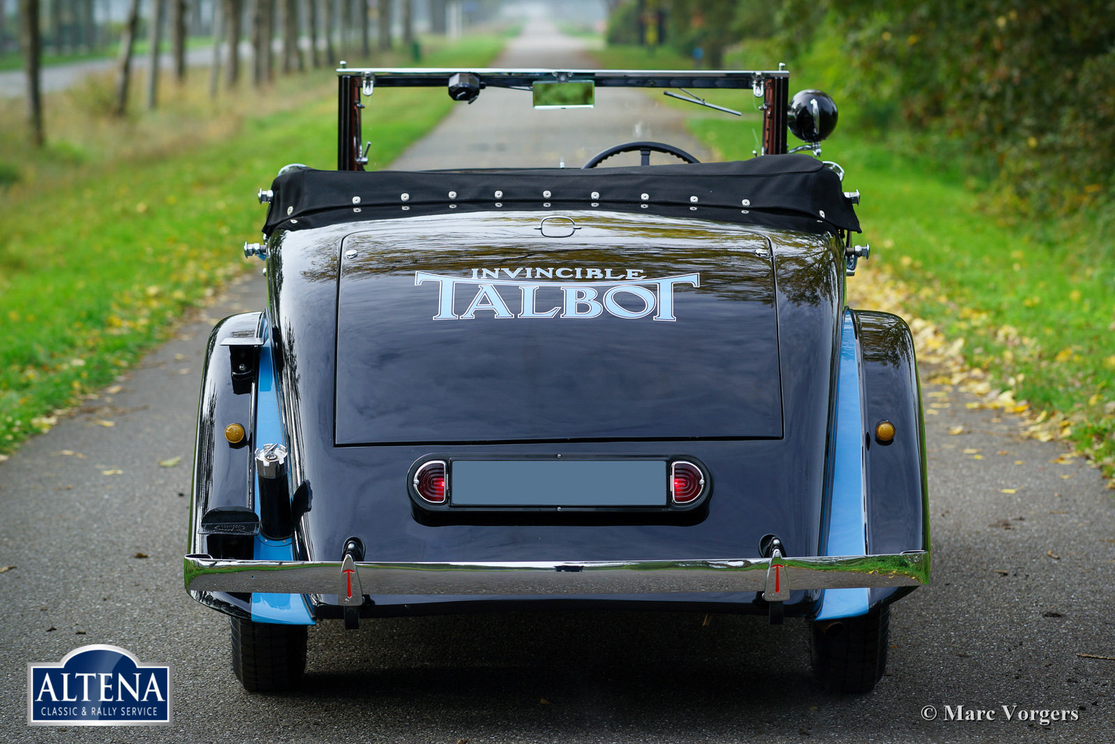 Talbot BA 105, 1935 For Sale (picture 6 of 6)