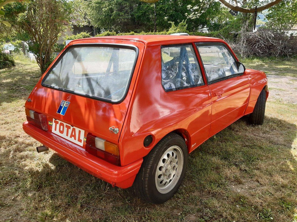 1982 Talbot Talbot samba rallye For Sale (picture 1 of 6)