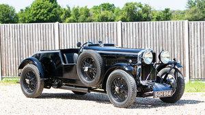 1934 Talbot AV95/105 Alpine Replica