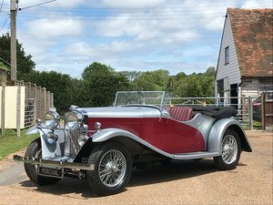 Picture of 1934 Talbot AV105 VdP style tourer, handsome machine For Sale