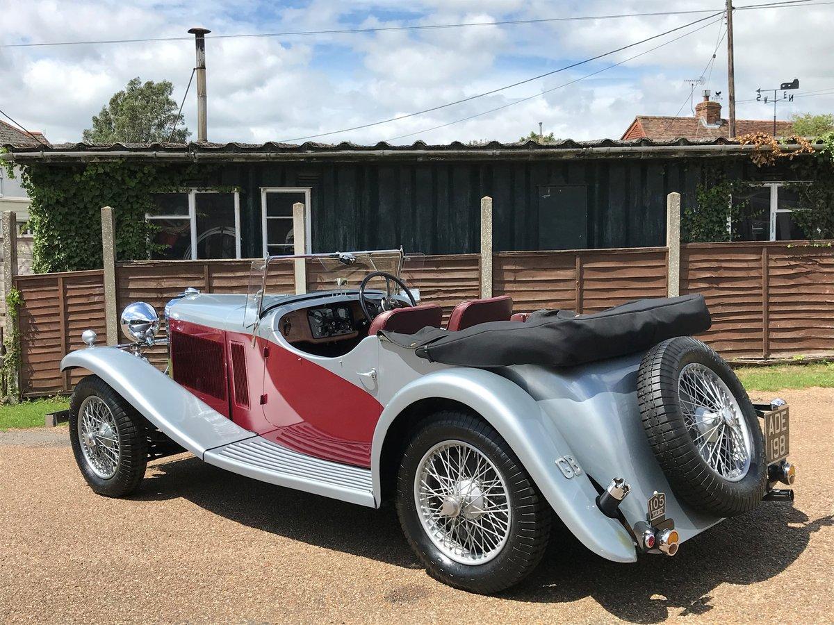 1934 Talbot AV105 VdP style tourer, handsome machine For Sale (picture 2 of 6)