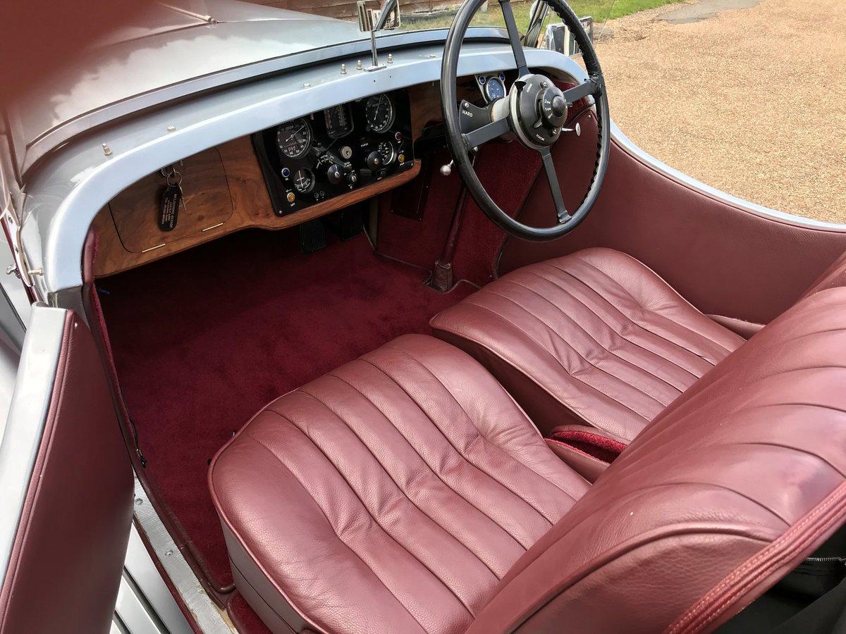 1934 Talbot AV105 VdP style tourer, handsome machine For Sale (picture 3 of 6)