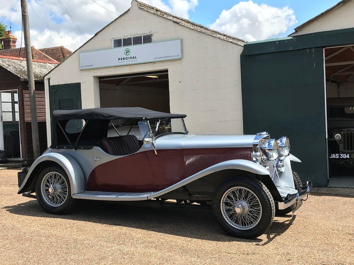 1934 Talbot AV105 VdP style tourer, handsome machine For Sale (picture 5 of 6)