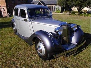 1938 Sunbeam Talbot Ten