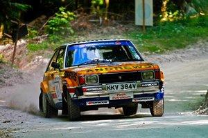 1980 Talbot Lotus Sunbeam Ex-Works Rally Car Ex Russell Brookes