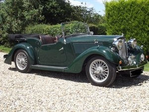 1936 Talbot Ten Sports Tourer For Sale