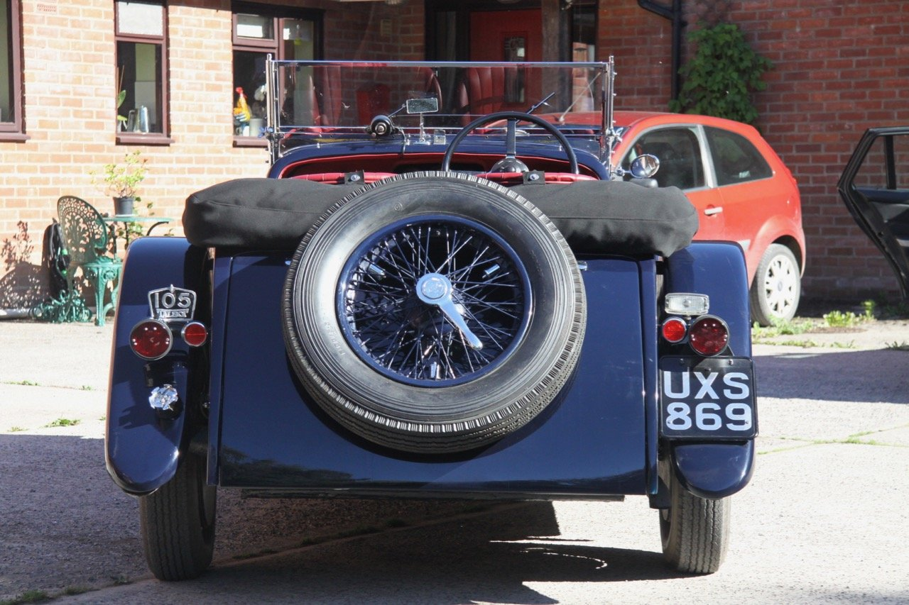 1933 Talbot AV 95/105 Coupe des Alpes Vanden Plas style For Sale (picture 5 of 6)