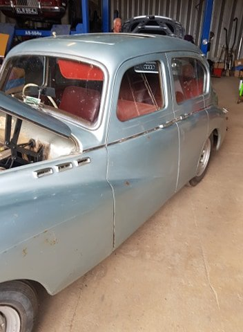 1951 Talbot Sunbeam MKII (comes with transferrable registrat For Sale (picture 5 of 6)