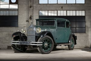 1931 Talbot K74 Coach No reserve For Sale by Auction