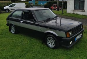 **OCTOBER ENTRY** 1981 Talbot Sunbeam Ti For Sale by Auction