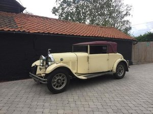 1930 Talbot-Darracq K74 For Sale by Auction