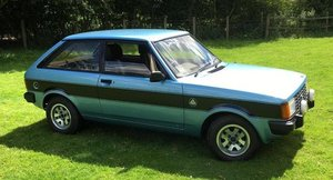 1983 Talbot Sunbeam Lotus For Sale by Auction