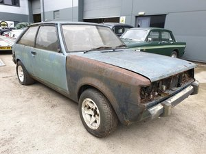 **OCTOBER ENTRY** 1983 Talbot Sunbeam Lotus For Sale by Auction
