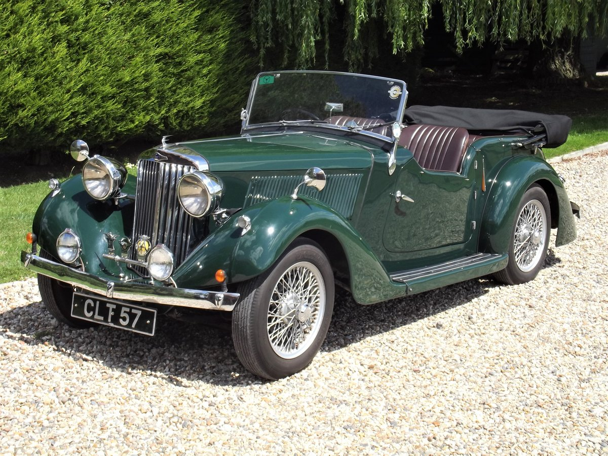 1936 Talbot Ten Sports Tourer For Sale (picture 3 of 6)