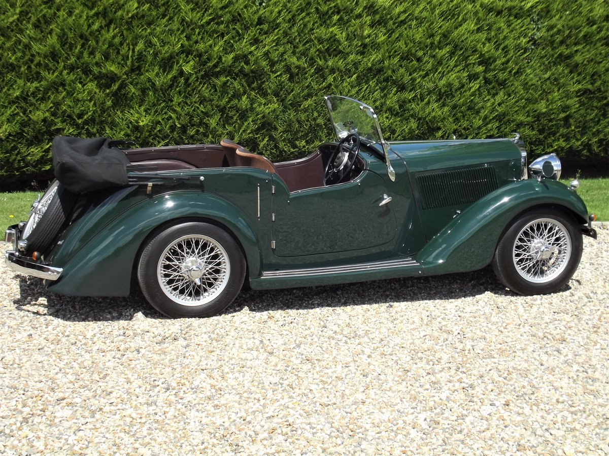 1936 Talbot Ten Sports Tourer For Sale (picture 4 of 6)