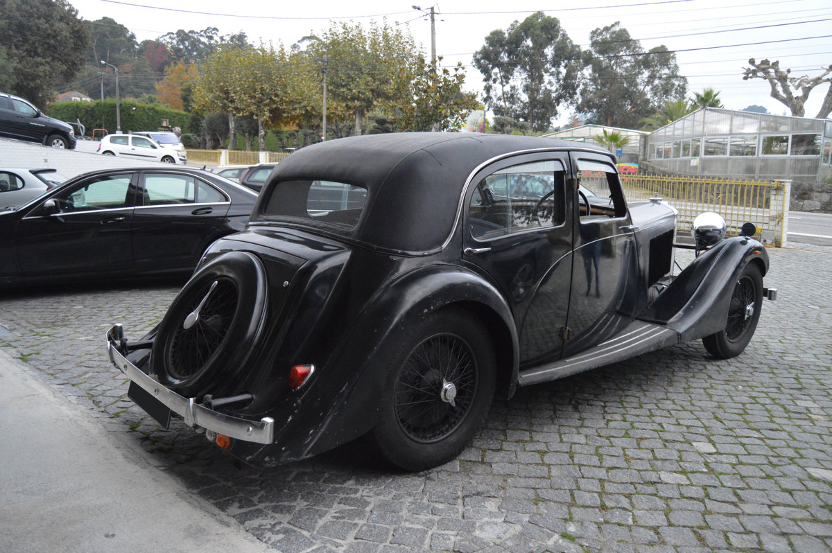 1935 Talbot 75 For Sale (picture 2 of 6)