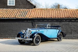 Picture of 1936 Talbot 3½-Litre Drophead Coupe by James Young For Sale