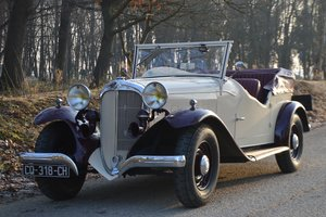 Picture of 1934 Talbot l67 tourer  For Sale