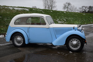 Picture of 1937 TALBOT TEN SOLD