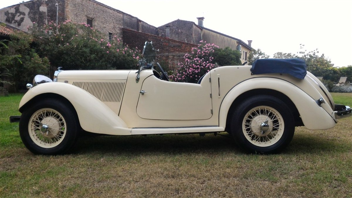 Picture of 1936 Talbot Ten Sports Tourer For Sale