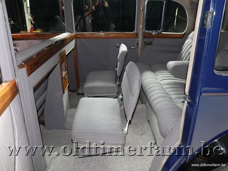 1936 Talbot Suresnes T120 '36 LWB For Sale (picture 10 of 12)