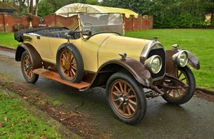 Picture of 1921 TALBOT-DARRACQ V20 16HP TOURER. For Sale