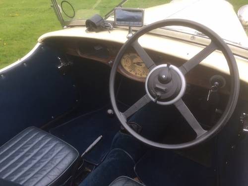 1936 Talbot Ten Sports Tourer for sale in Hampshire... SOLD (picture 6 of 6)