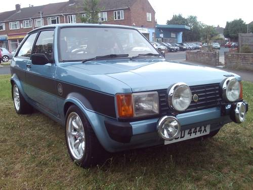 1981 Talbot Lotus Sunbeam For Sale (picture 1 of 1)