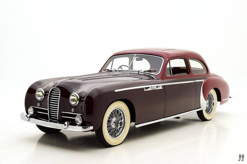 1951 Talbot T26 Record Coupe For Sale (picture 1 of 6)