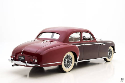1951 Talbot T26 Record Coupe For Sale (picture 2 of 6)