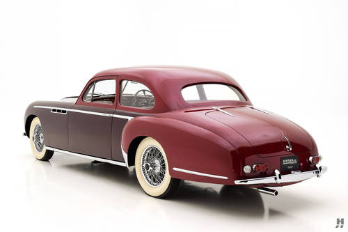 1951 Talbot T26 Record Coupe For Sale (picture 3 of 6)