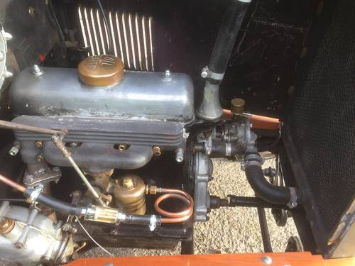 1926 Talbot 10/23 Four Seat Tourer - for sale in Hampshire.. SOLD (picture 4 of 6)