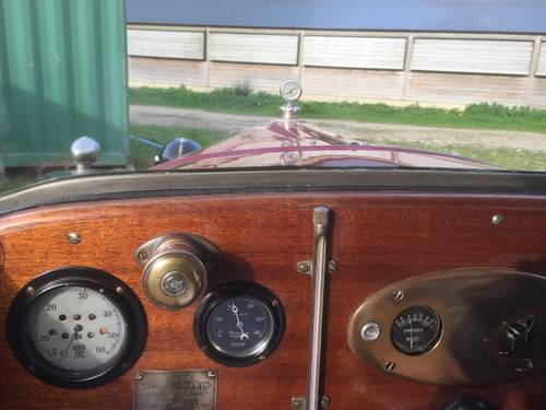 1926 Talbot 10/23 Four Seat Tourer - for sale in Hampshire.. SOLD (picture 6 of 6)