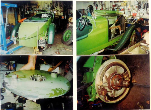 1933 Talbot 90 – Sport – For Sale (picture 3 of 6)