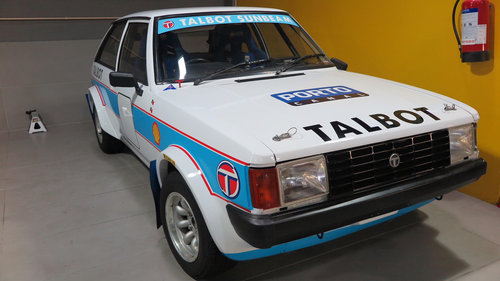1983 Talbot Sunbeam Lotus For Sale (picture 3 of 5)