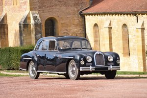 1955 Talbot-Lago T26L Record berline No reserve For Sale by Auction