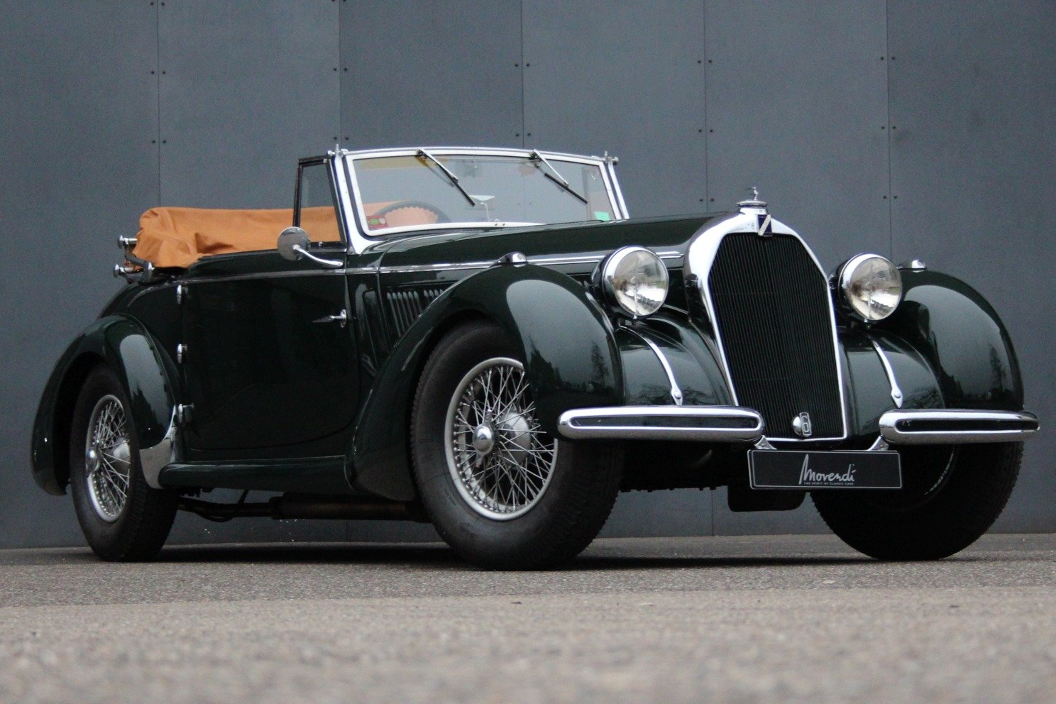 1937 Talbot Lago T150 S Lago Spéciale RHD For Sale (picture 1 of 6)