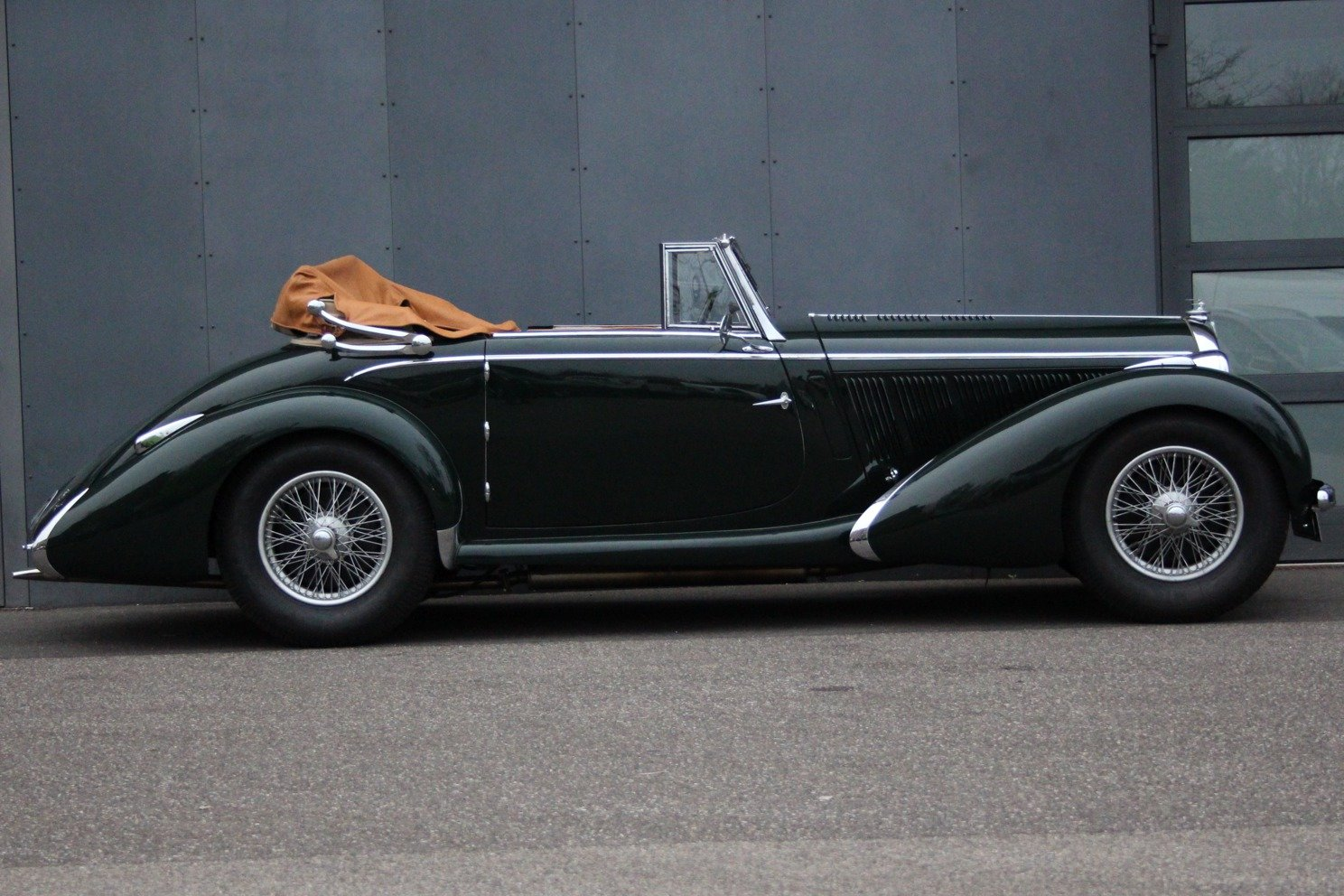 1937 Talbot Lago T150 S Lago Spéciale RHD For Sale (picture 5 of 6)